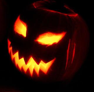 Escorpião e o Halloween