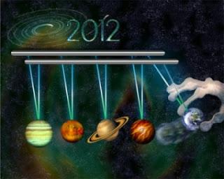 Previsões pra 2012: Os Trânsitos Astrológicos rápidos pra 2012