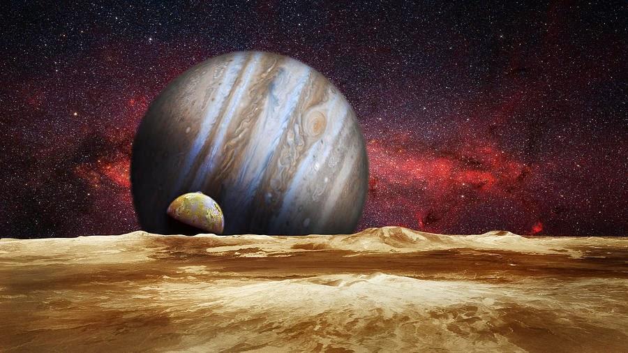 Os Trânsitos de Júpiter